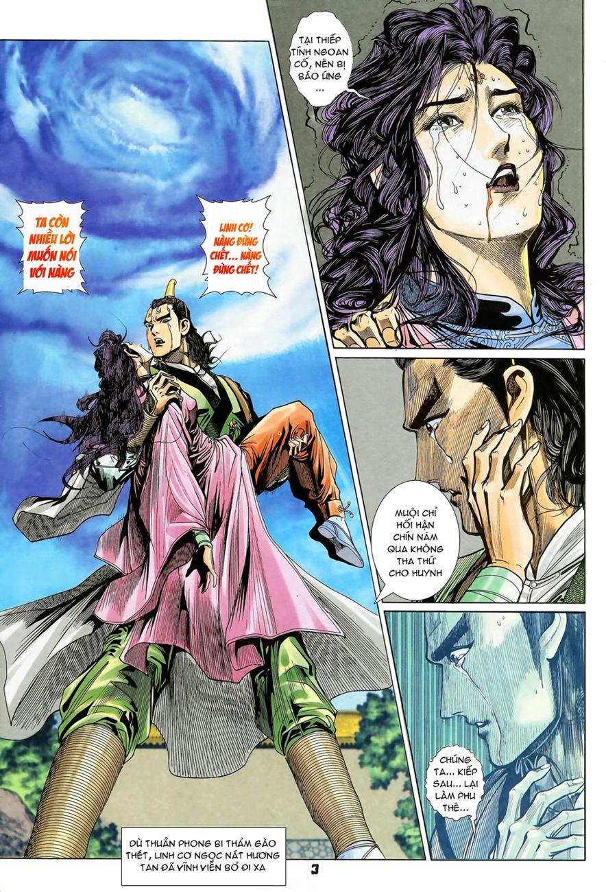 Đại Đường Uy Long chapter 77 trang 10