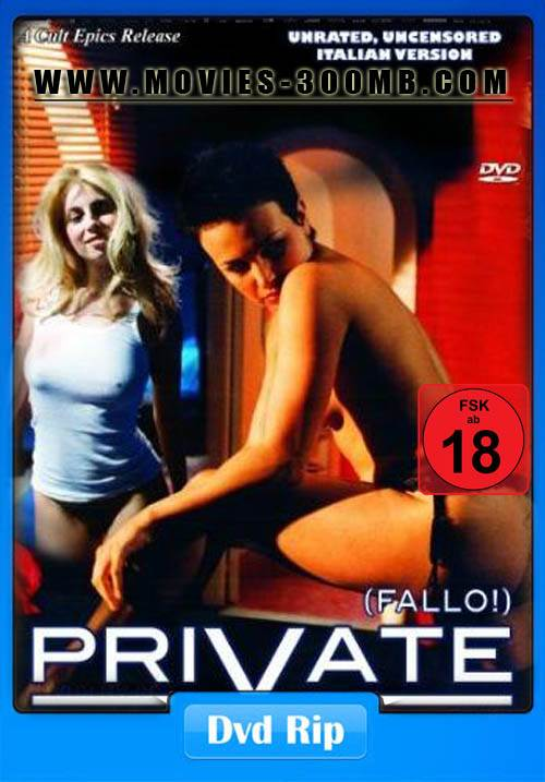 18 Private 2003 Dvdrip 250Mb 480P Adult Movie-7020