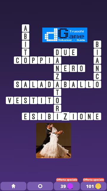 Soluzioni One Clue Crossword livello 13 schemi 1 (Cruciverba illustrato)  | Parole e foto