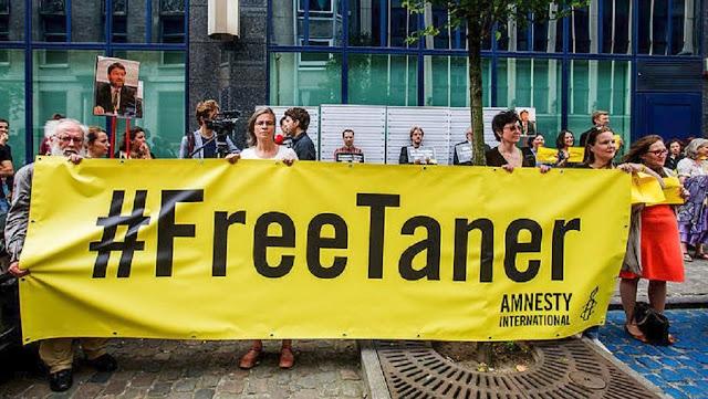 Τουρκία: Δικαστική απόφαση για αποφυλάκιση του επικεφαλής της Διεθνούς Αμνηστίας