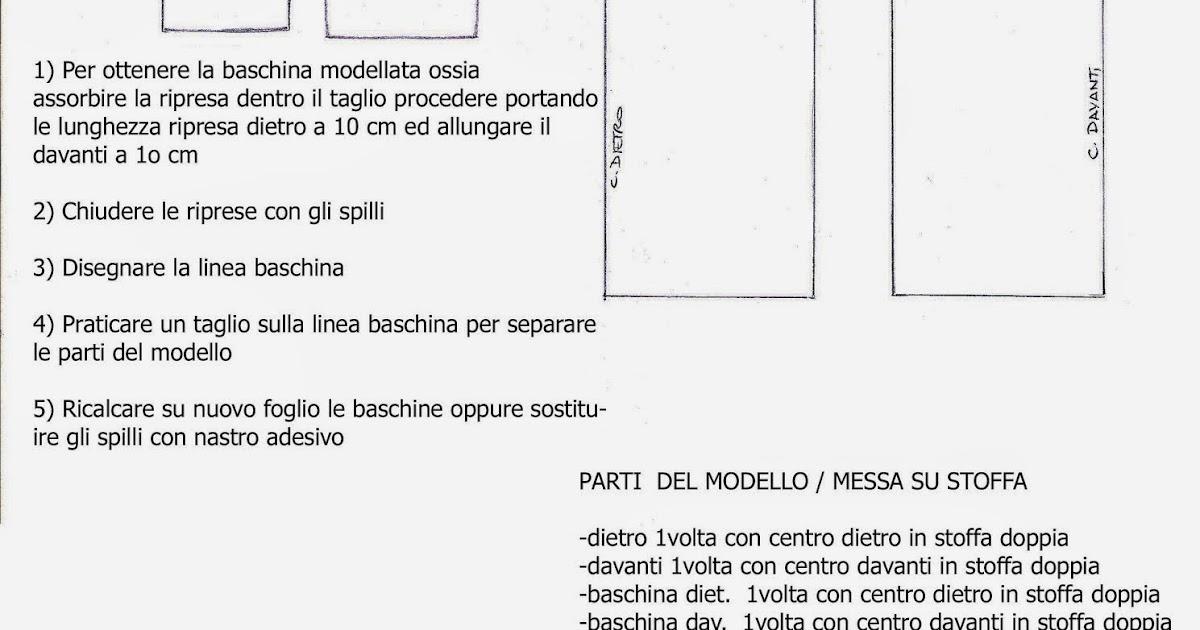 huge selection of e34ef b8382 I Quaderni di Studio Manie: CARTAMODELLO GONNA CON BASCHINA ...