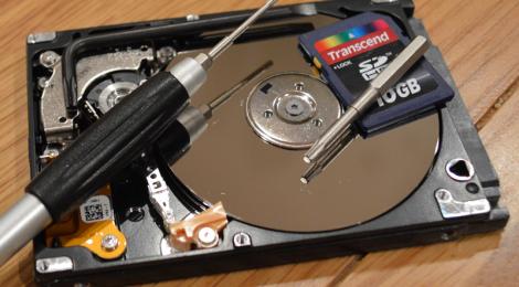 Hard Disk Failing?
