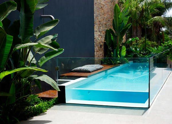 Verde e piccoli spazi for Piccoli spazi