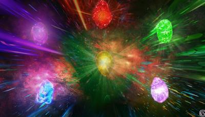 Infinity Stones, thor, thanos, avengers, marvel