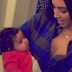 Kim Kardashian Shares First Photo With Dream Kardashian
