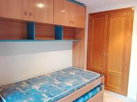 piso en venta calle del romani castellon dormitorio3