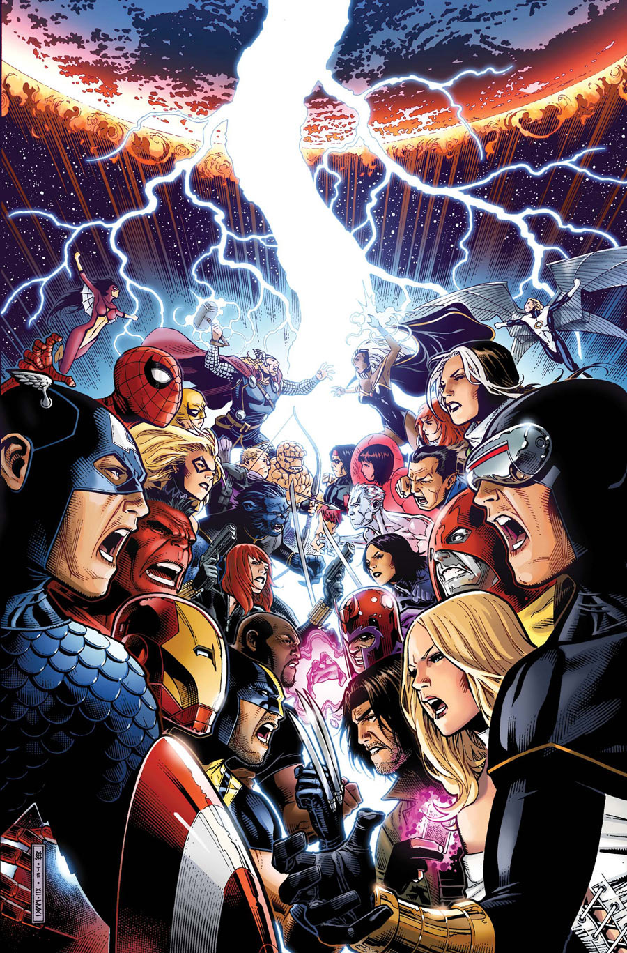 marvel comics the best