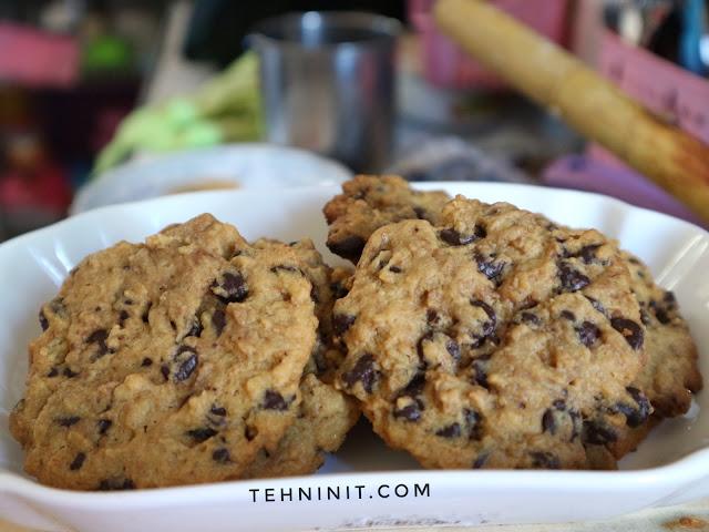Resep Cokelat Chips Cookies