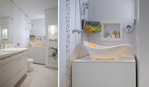 Trendoffice: Babies bathrooms