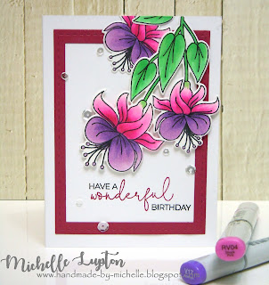 https://handmade-by-michelle.blogspot.com/2018/07/fuchsia-birthday.html
