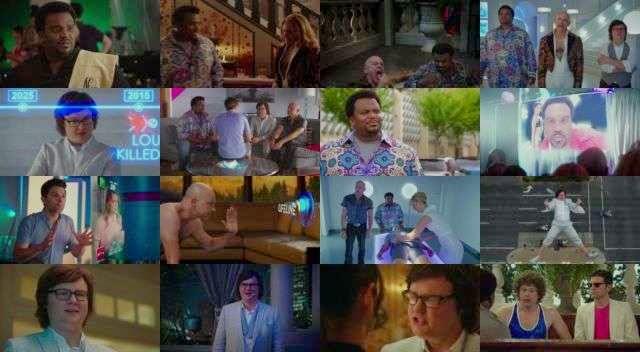 Hot Tub Time Machine 2 DVDRip Latino
