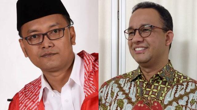 Guntur Romli Sindir Anies soal Peresmian Gardu Listrik, Pihak MRT Jakarta Angkat Bicara