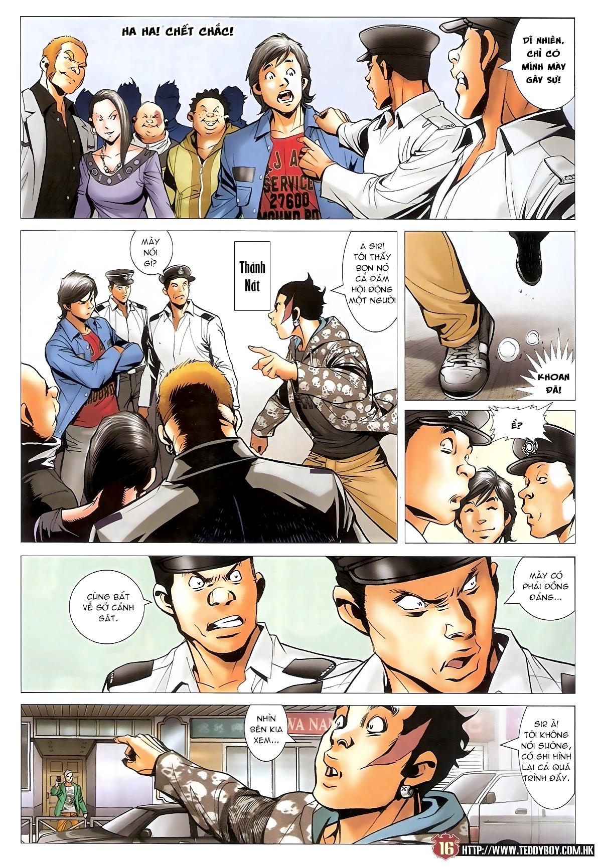 Người Trong Giang Hồ - Chapter 1567: Chơi bẩn - Pic 15