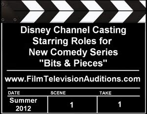 Disney Casting Bits and Pieces