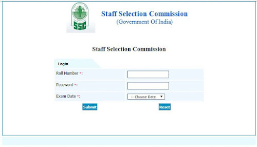 SSC CGL 2017 Tier 1 answer key released