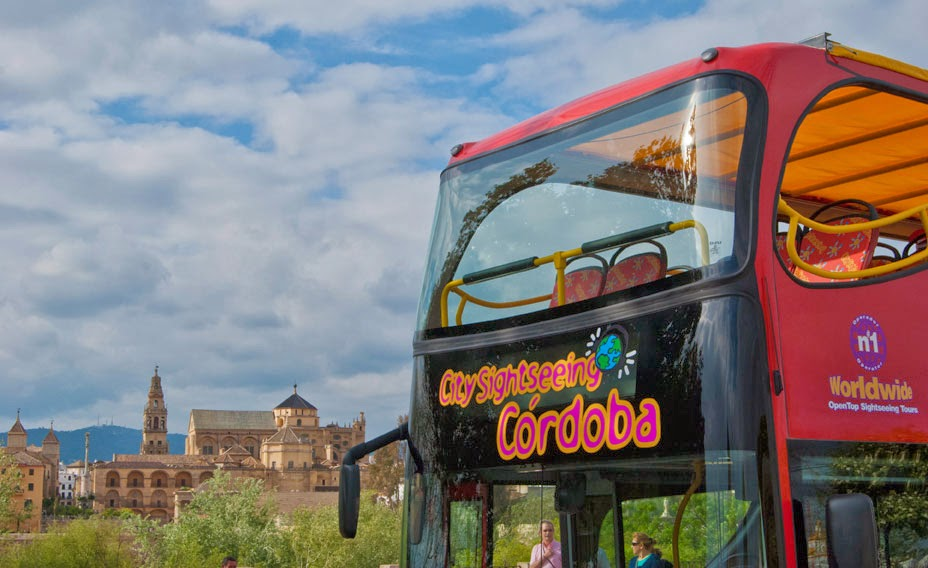 city sightseeing cordoba bus turistico
