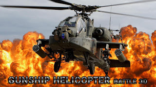 Gunship Battle Helicopter 3D v2.3.20 Mod Apk Terbaru