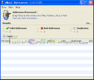 Maxprog eMail Extractor 3.6.8 Full Version