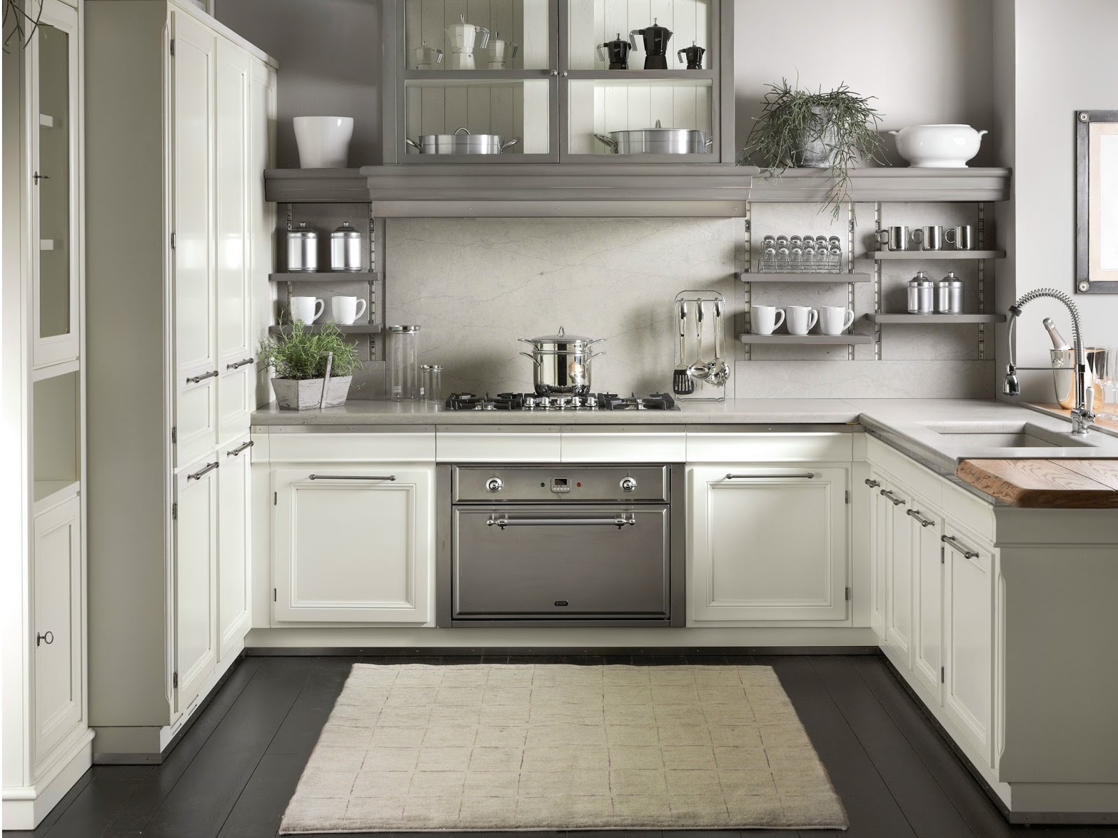 Timeless Kitchen 15 exclusive timeless kitchen cabinets, designs and ideas