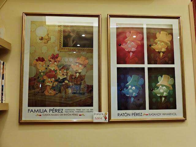 Casita Museo Raton Pérez - Blog Mama de Noa - Kiddys Box