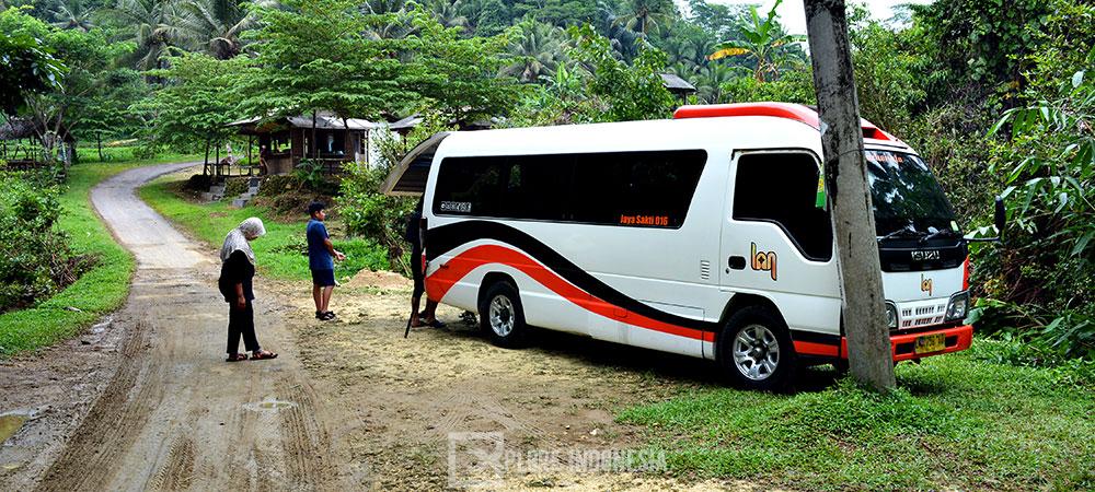 transportasi wisata pangandaran