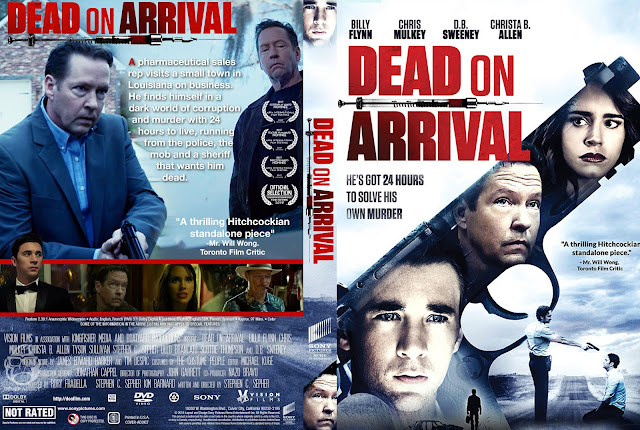 Dead On Arrival DVD Cover