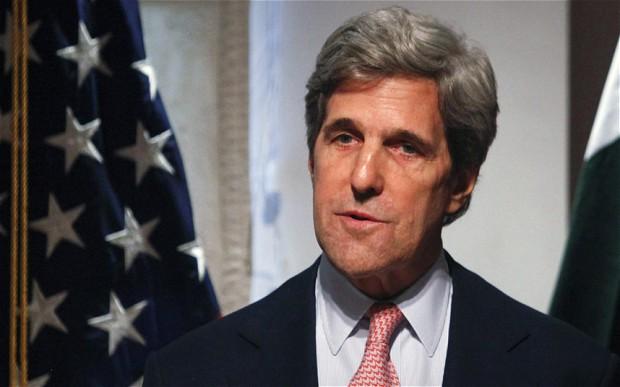 John Kerry anuncia acordo para 'cessação das hostilidades na Síria'