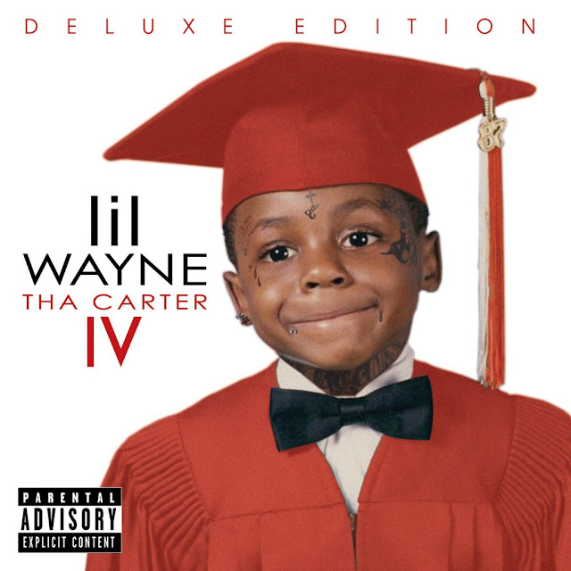 tha carter deluxe edition cover
