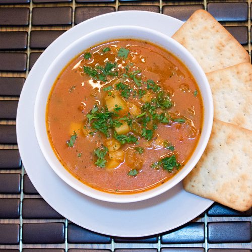 Event Catering Personal Chef Fort Lauderdale - Manhattan Clam Chowder Recipe