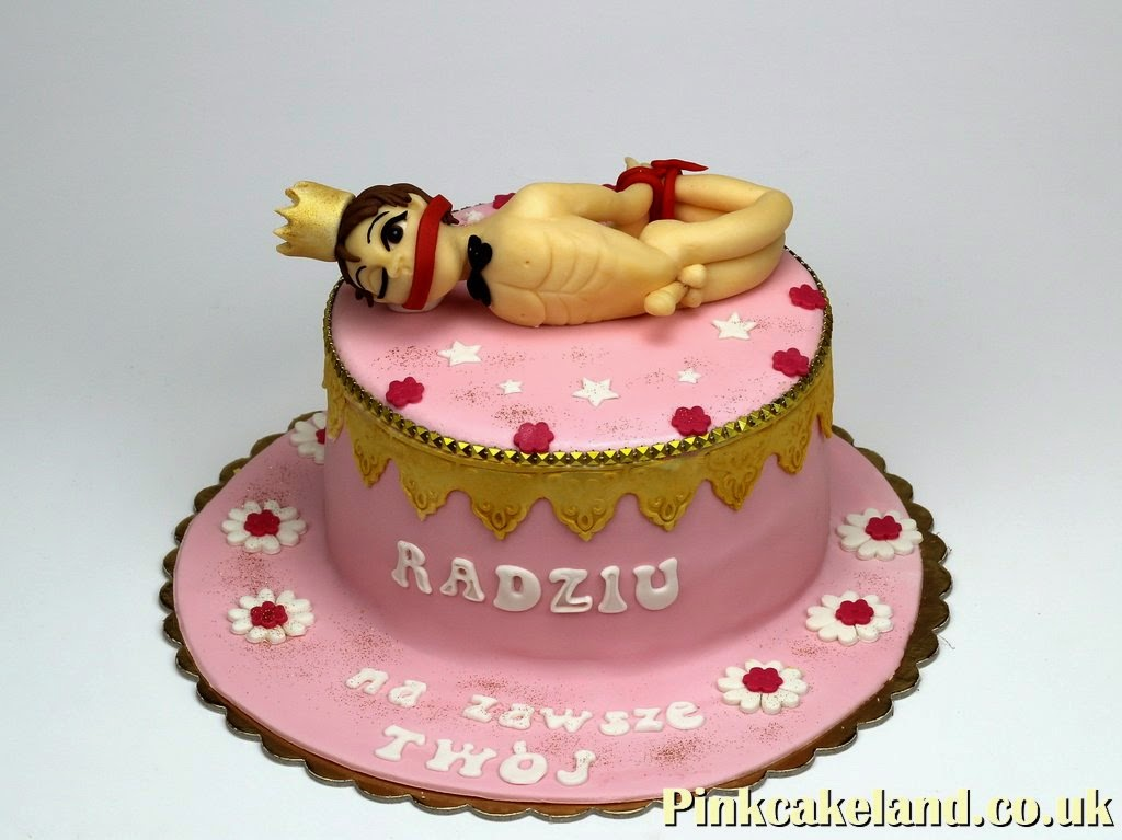 Naughty cakes for gays, lesbians, girls, boys, transexuals, shemales - london cakes