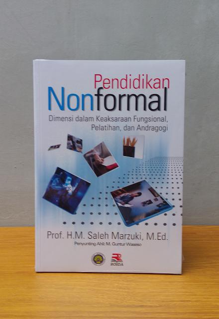 PENDIDIKAN NONFORMAL, Prof. H.M. Saleh Marzuki, M.Ed