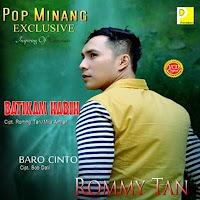 Rommy Tan - Rindu Di Malam Sunyi (Full Album)
