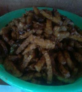 resep cara membuat tempe orek