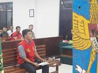 Hina Pancasila jadi Pancagila, Pria Ini Terancam Hukuman 5 Tahun Penjara