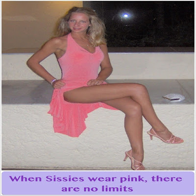 There are no limits - TG Captions and more - Crossdressing and Sissy Tales and Captioned images