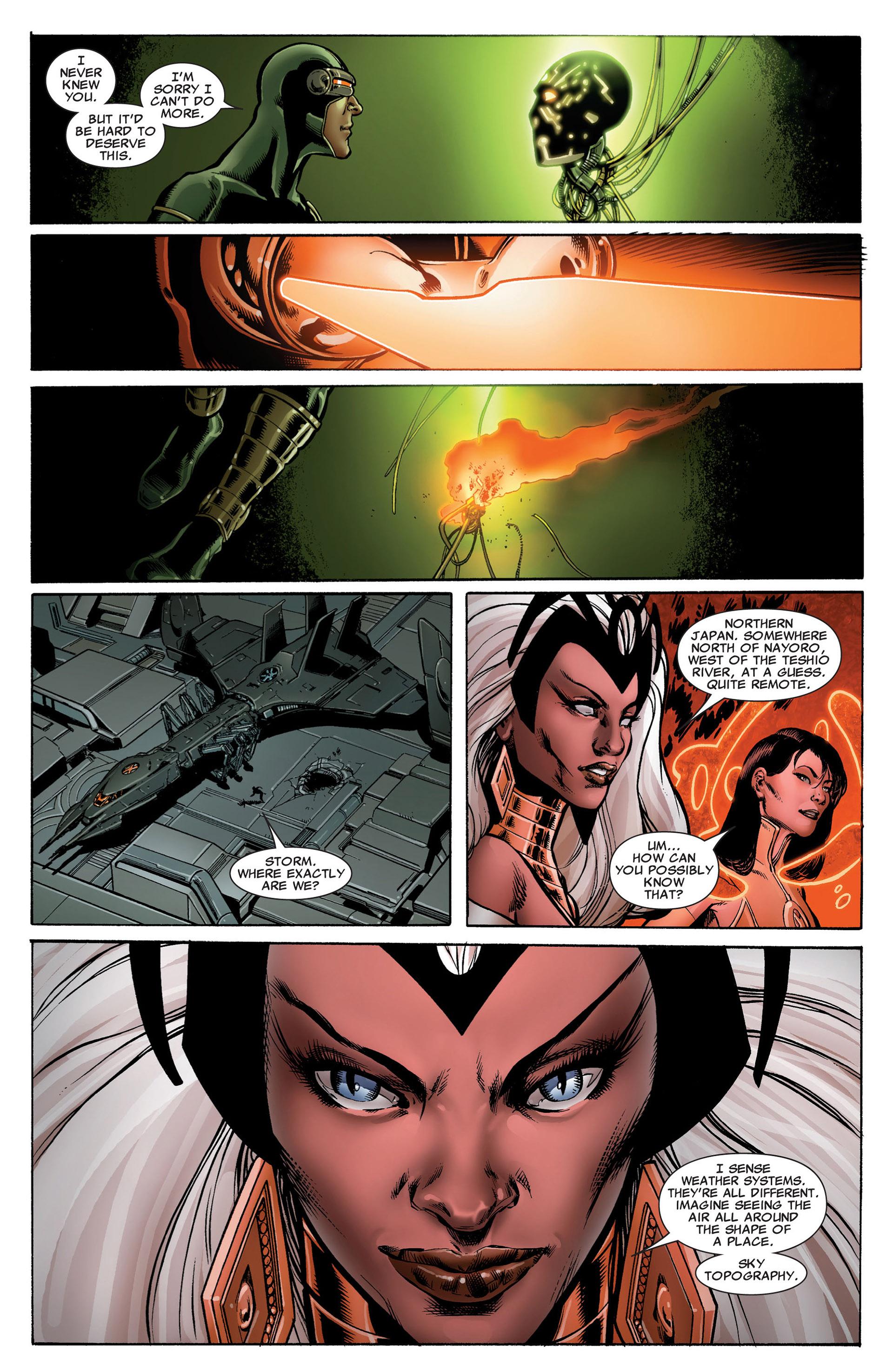 Read online Astonishing X-Men (2004) comic -  Issue #34 - 17