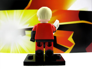 disney pixar lego blind bag minifigures mr. incredible