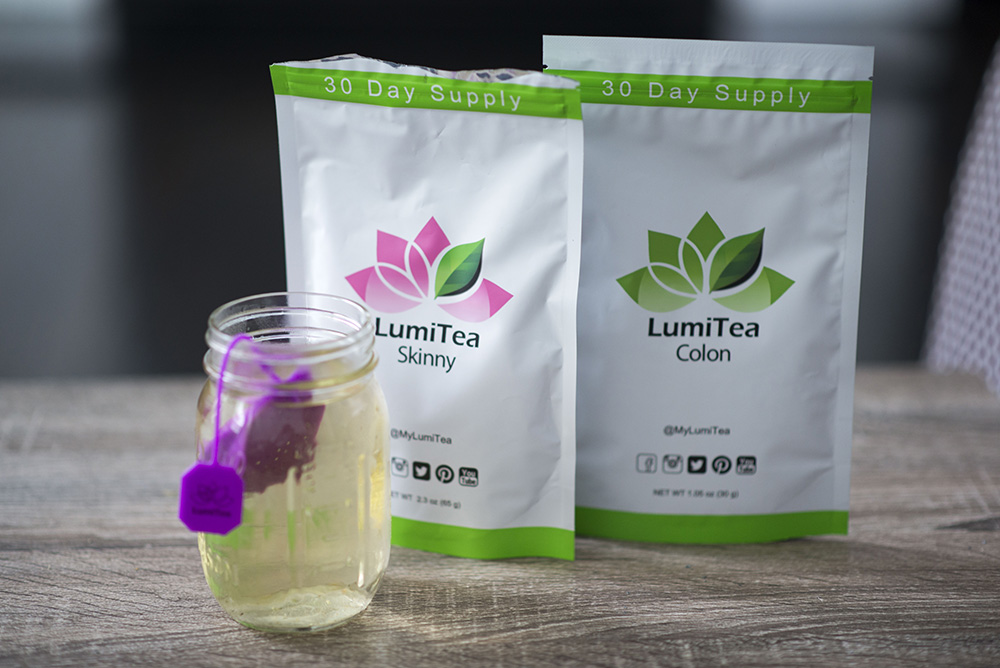 30 day detox cleanse with lumitea
