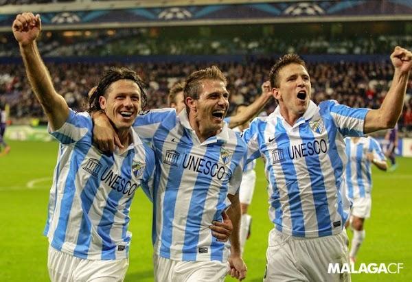 Málaga, sigue aquí los cuatro partidos de este domingo