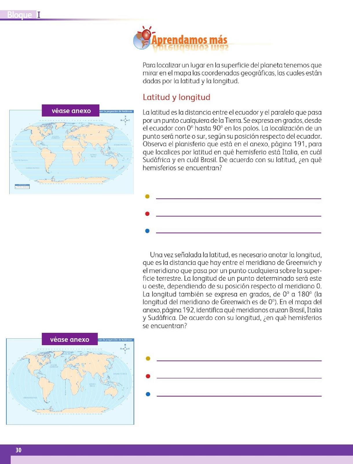 ¿Cómo localizo? - Bloque I - Lección 4 ~ Apoyo Primaria