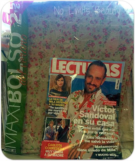 Regalos revistas julio 2016: Lecturas