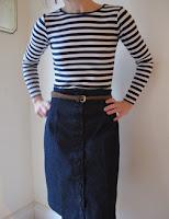 Colette Beignet skirt