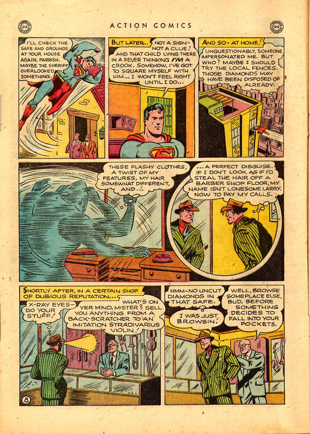 Action Comics (1938) 115 Page 8