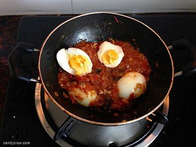 Easy Egg Thokku Recipe