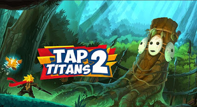 Tap Titans 2 APK + OBB + Mod Full Download