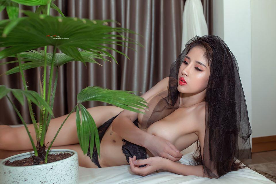 Mẫu Trà My nude @BaoBua: Việt Nam Nude Girl