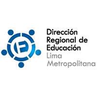 Logo Dirección Regional de Educación de Lima Metropolitana