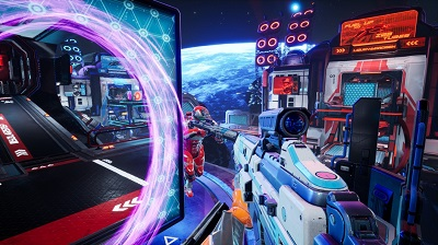 Splitgate: Arena Warfare Review | Gameplay