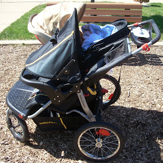 Mom Mart Product Review Baby Trend Navigator Double