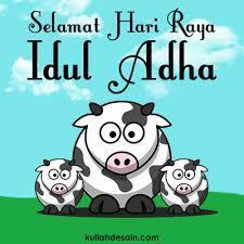 Gambar Dp BBM Animasi Bergerak Hari Raya Idul Adha